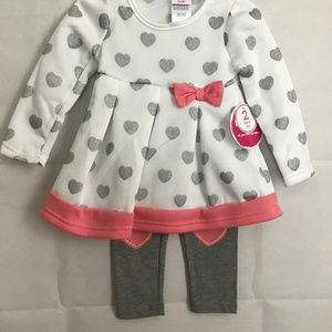 Nannette Kid's 2 piece outfit.